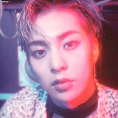 Xiumin - 'Hey Mama'! Photobook.