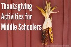 Age appropriate resources and Thanksgiving activities for middle schoolers. Study both pilgrims and Native Americans with an objective approach. All free.