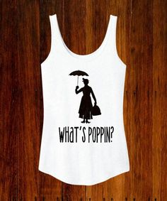 Disney Mary Poppins Inspired Women's Tank Disney by TheBizziB - bright shirts for guys, shop mens shirts, wholesale shirts *sponsored https://www.pinterest.com/shirts_shirt/ https://www.pinterest.com/