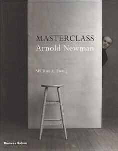 Arnold Newman's Masterclass (Thames & Hudson) - a great score for one discerning customer today from our revamped photography section