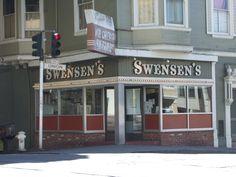 All roads lead to Swensen's..