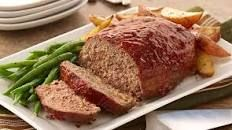 Simple Meatloaf (eggless) Recipe