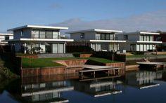 Jan de Bouvrie villa's Dronten #jandesbouvrie #dronten #architectuur #art #dutchdesign