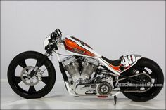 AMD World Championship, Riverside Motocyclettes, bike details & gallery