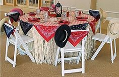 western Party by yvette