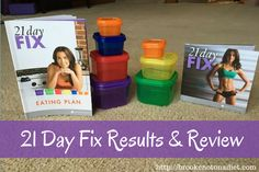 21 Day Fix Results & Review by Brooke: Not On a Diet
