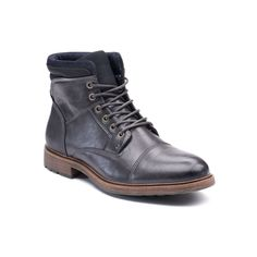 SONOMA Goods for Life™ Arches Men's Mid-Calf Boots, Size: 10.5 Wide, Med Grey