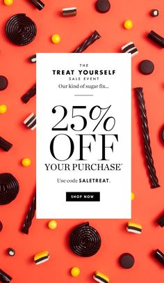 J.Crew: It's treat time: 25% off starts now | Milled
