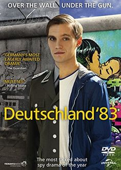 Deutschland '83 [DVD] [2015]: Amazon.co.uk: Jonas Nay, Maria Schrader, Alexander Beyer, Sonja Gerhardt: DVD & Blu-ray