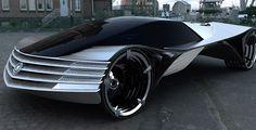Cette voiture est capable de rouler un siècle sans faire une seule fois le plein
