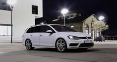 2014 Volkswagen Golf Variant R-Line