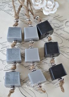 Joy @ home soaps, soap Chains & soap gifts shop: Soap Chains for Christmas