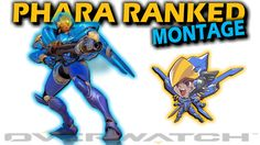 Overwatch: EPIC Montage Phara In Competative