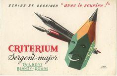sergent-major criterium