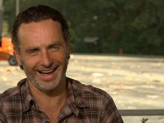 'Walking Dead' star Andrew Lincoln: 'It was a roll of the dice, this job' - Pop Culture - TODAY.com