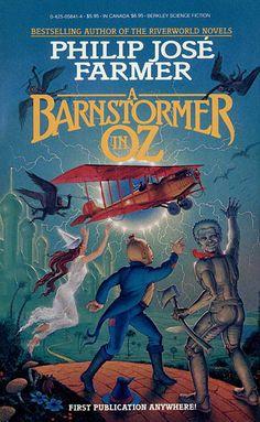 A Barnstormer in Oz by Philip Jose Farmer