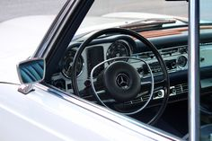 1971 Mercedes 280SL Highly desirable when first launched, the 'SL' models still remain as much sought-after classics to this day. One of the advantages is that, even forty years later, many parts are still available. A perfectly balanced vehicle, the Mercedes 280SL is a vehicle with a quiet confidence, with truly no competition.