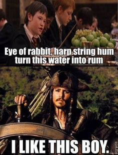 Why is the Rum gone?! Seamus, make some more!