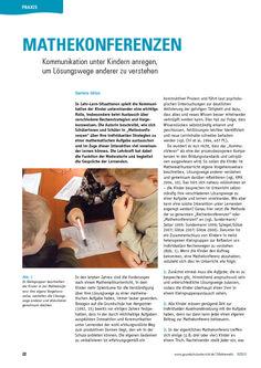 Mathekonferenzen   Oldenbourg Klick Abs, Words, School, Ideas, Primary Lessons, Math Education, Magazines, Teaching Materials, Crunches