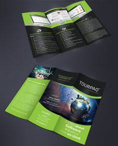 Brochure Designed To Dominate Get  More In  By Design