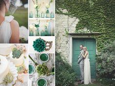 emerald-wedding-inspiration-board