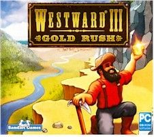 Westward 3 - Gold Rush for PC**Battle enemies, including fierce wild animals**