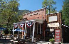 Old Genoa Bar Nevada