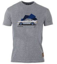 Iconic Cloth offers the shrewd petrolhead a unique motorsport t-shirt brand. They combine iconic and vintage automotive art with premium quality and limited edition t-shirts. All of their products are a labor of love. –<em>Bill@ChoiceGear</em>
