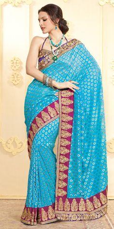Sari, typisch Hindoeïstisch kledingstuk