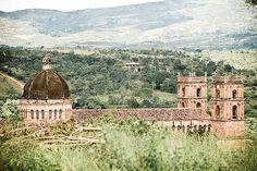 Latin America, Discovery, Taj Mahal, Cathedral, Adventure, World, Building, Travel, Barichara