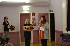 Workshop with Caroline Redman Lusher at Trowell Parish Hall