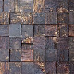 Fusión Wood Panels made from reclaimed wine barrels Wood Mosaic, Mosaic Wall, Wooden Wall Panels, Wood Wall Art, Napa Style, Textures Patterns, Wall Textures, Corporate Interiors, Wine Barrels