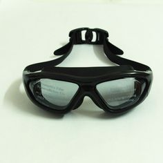 Large view eyewear for swimming Super perspective rate clear lens swim mask high cost effective swimming goggles
