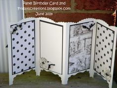 Panel Divider Cards Inspired by this video: http://youtu.be/uzx82yZYtIg
