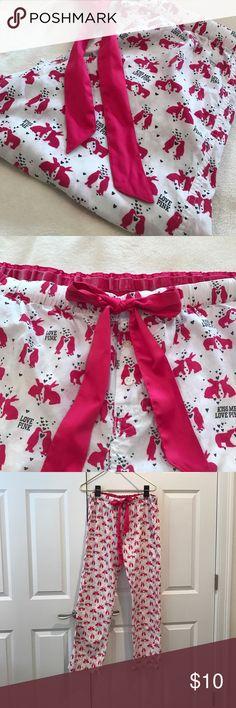 ba3590562988 💗VICTORIA SECRET PINK💗 ribbon pajama pants VS PINK ribbon pajama pants  with
