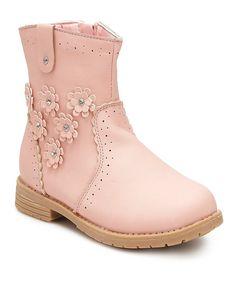 a20c09ed6 Ameta Pink Bambi Boot - Girls. Botas De NiñaBotas ...
