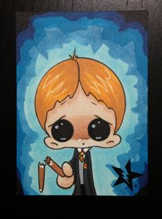 Hey, I found this really awesome Etsy listing at http://www.etsy.com/listing/157495570/sugar-fueled-ron-harry-potter-gryffindor