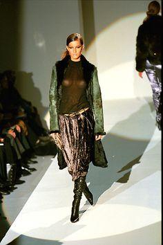 Gucci Outono Inverno 1999