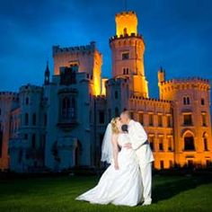 Top 10 Castle Wedding Venues In Europe