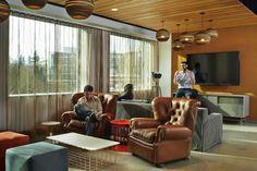 microsoft redmond office. Les Locaux De Microsoft Donnent Clairement Envie D\u0027y Travailler ! Redmond Office