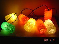 Vintage Party Patio Lantern Lights