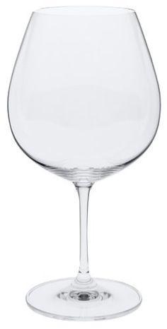 Riedel Vinum Burgundy/Pinot Noir Glasses, Set of 4