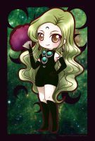 Dark Moon Clan - Emerald by Akage-no-Hime
