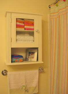 Before & After: Lily's Little Bathroom