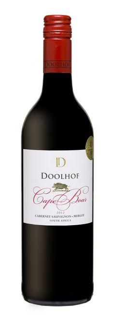 Doolhof Cape Boar - A rich Cape expression of classic Bordeaux characteristics.