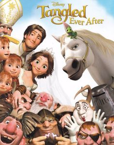 Tangled Ever After <3