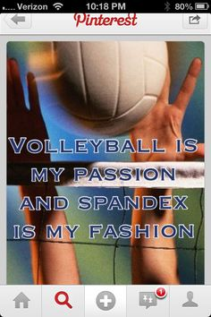 Volleyball saying for volleyball gifts
