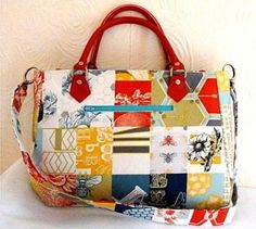 Cute Curved Corner Bag