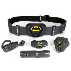 Spy Gear Batman Ultimate Utility Belt Bundle - Walmart.com
