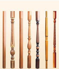 En bois massif escalier rampe d'escalier intérieur pilier. broches. lowes. accessoires balustre d'escalier-image-Pièces d'escalier-Id du produit:473151215-french.alibaba.com